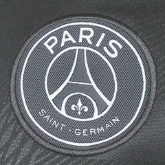 Camisa Paris Saint-Germain Third 17/18 s/n° - Fan Version - Nike - Preto na internet