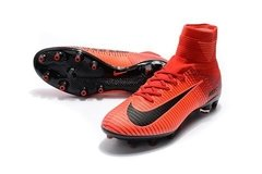 NIke Mercurial Superfly V AG Sangue Quente - ValeSports