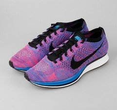 NK Flyknit Racer Game Royal