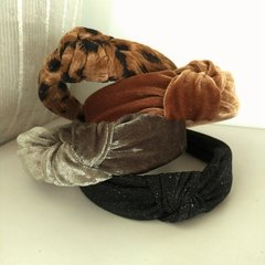 Tiara Turbante Animal Print - loja online