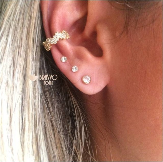 Piercing Falso Ouro - 1PÇ - comprar online