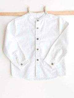 Camisa Blu - Belier, baby & child clothing