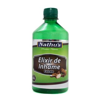 Elixir De Inhame - Nathus - 500 ml