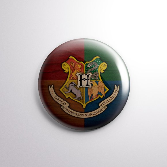 Harry Potter - Boton Button