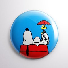 Snoopy - Botton Button