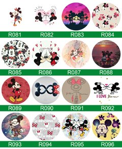 Minnie E Mickey - Boton Button - comprar online