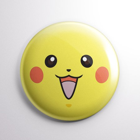 Pokemon - Boton Button