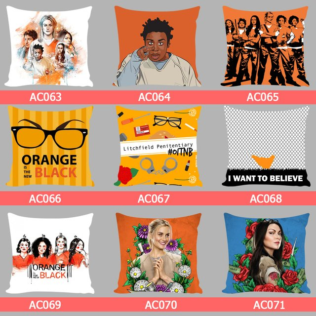 Orange Is The New Black - Almochaveiro - comprar online