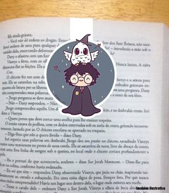 Harry Potter - Marcador Personagem