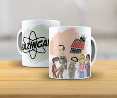 The Big Bang Theory - Caneca