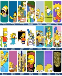 The Simpsons - Marcador Magnetico - comprar online