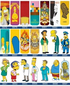 The Simpsons - Marcador Magnetico na internet