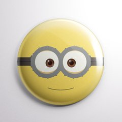 Minions - Botton Button