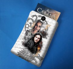 Game of Thrones - Case de Livro
