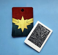 Capitã Marvel - Case Leitor Digital