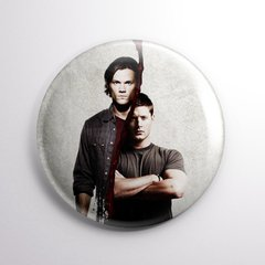 Supernatural - Botton Button