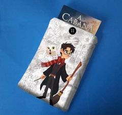 Harry Potter - Case de Livro (mod 2)