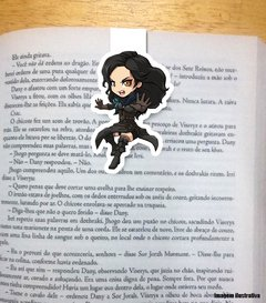 Yennefer - Marcador Magnetico