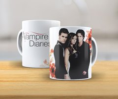 The Vampire Diaries - Caneca