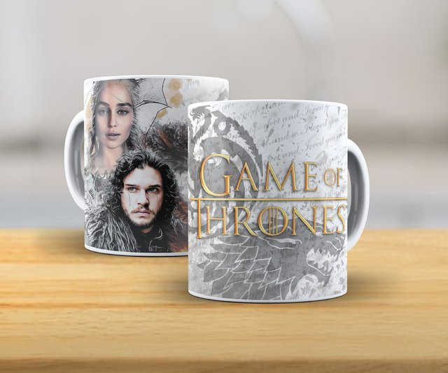 Game of Thrones - Caneca