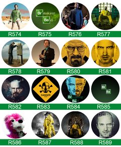 Breaking Bad - Botton Button - comprar online
