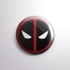 Deadpool - Botton Button