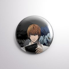 Death Note - Botton Button