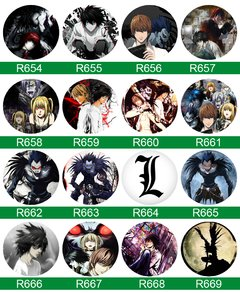 Death Note - Botton Button - comprar online