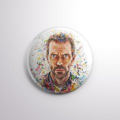 Dr House - Botton Button