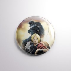 Fullmetal Alchemist - Botton Button