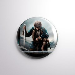 O Hobbit - Botton Button