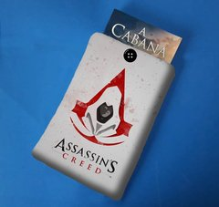 Assassins Creed - Case de Livro