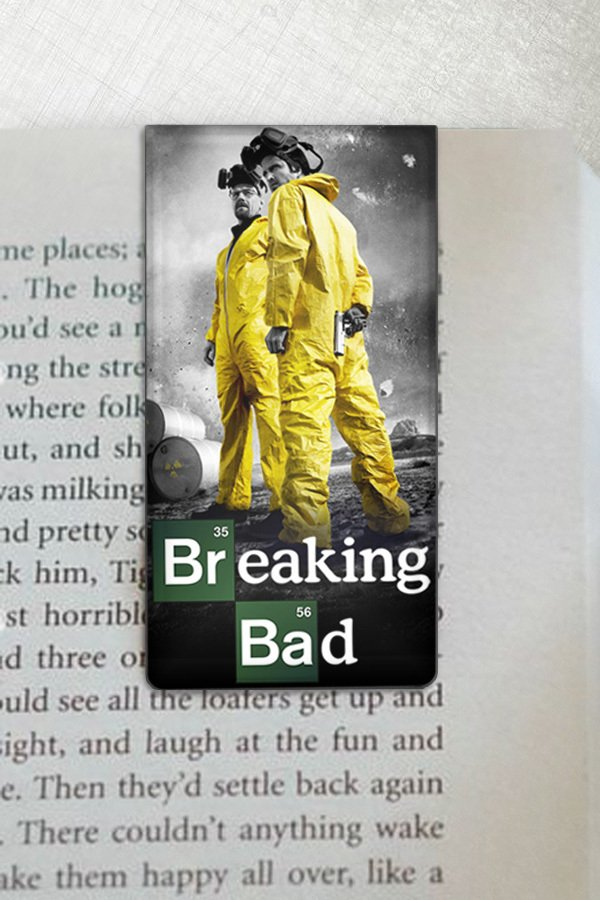 Breaking Bad - Marcador Magnetico
