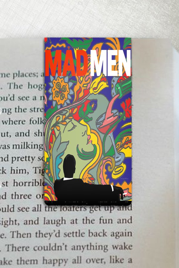 Mad Men - Marcador Magnetico