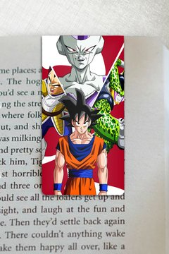Dragon Ball - Marcador Magnetico
