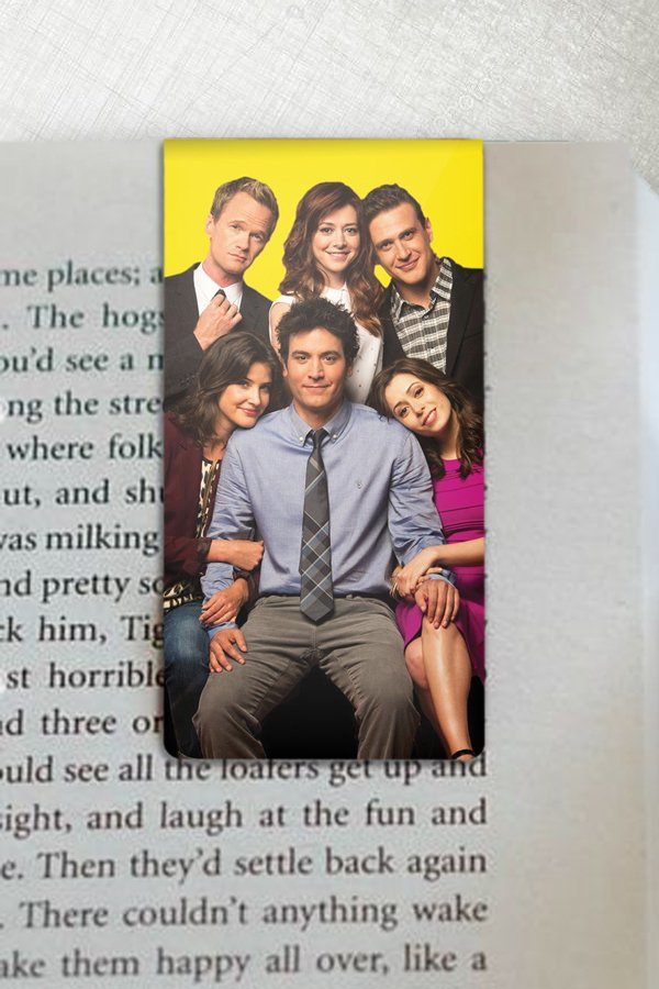 How I Met Your Mother - Marcador Magnetico