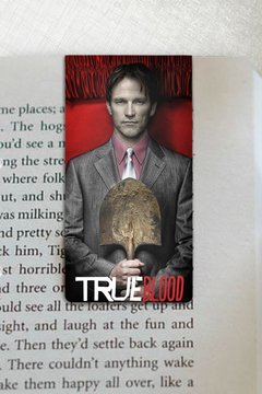 True Blood - Marcador Magnetico