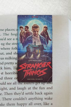 Stranger Things - Marcador Magnetico