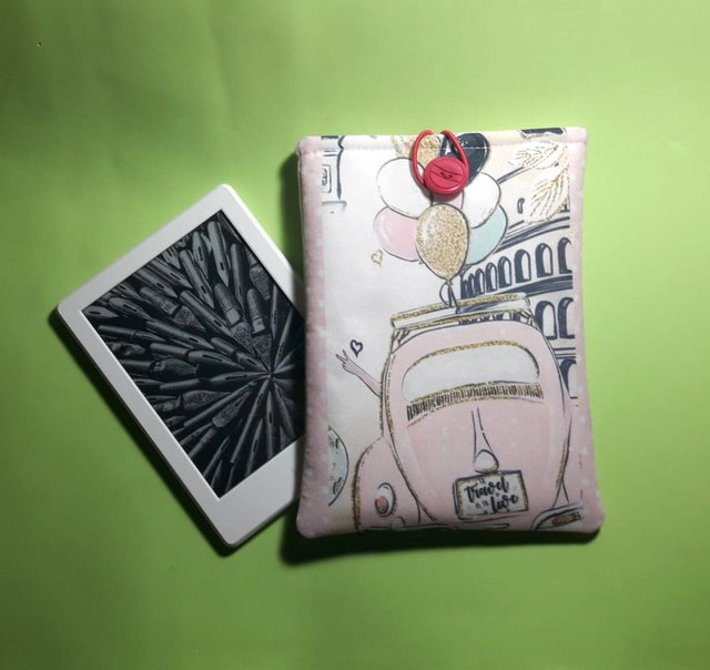 Travel Love - Case de Kindle