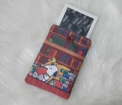 Snoopy - Case Leitor Digital