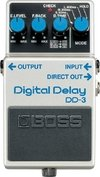 Boss - Pedal de Efecto DD3 - DIGITAL DELAY