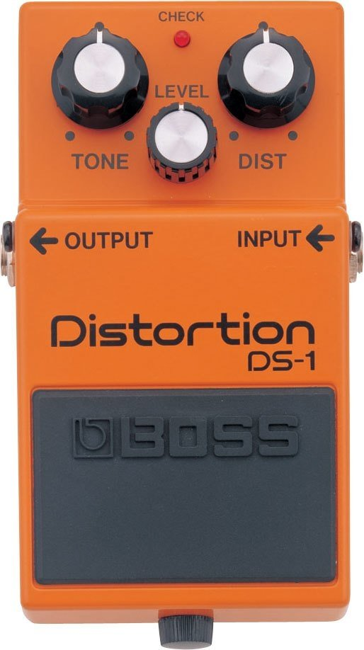 Boss - Pedal de Efecto DS1 DISTORSION