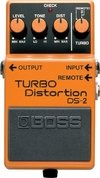 "Boss - Pedal de Efecto DS2 ""Turbo Distortion"""