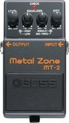 "Boss - Pedal de Efecto MT2 ""Metal Zone"""