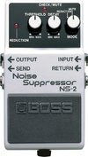 "Boss - Pedal de Efecto NS2 ""Noise Suppressor"""