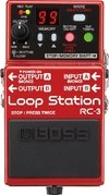 Boss - Pedal de Efecto RC3 LOOP STATION