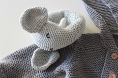 Sonaja Elefant Grey