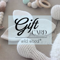 GIFT CARD - Wild Wood boutique para bebés - WildWood Argentina