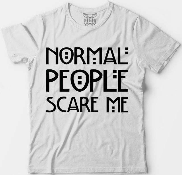 Normal People Scare Me na internet
