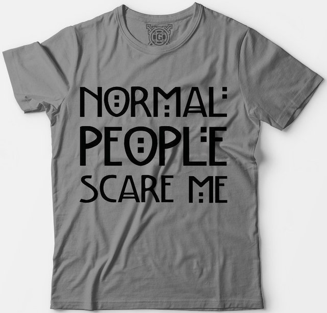 Normal People Scare Me - comprar online